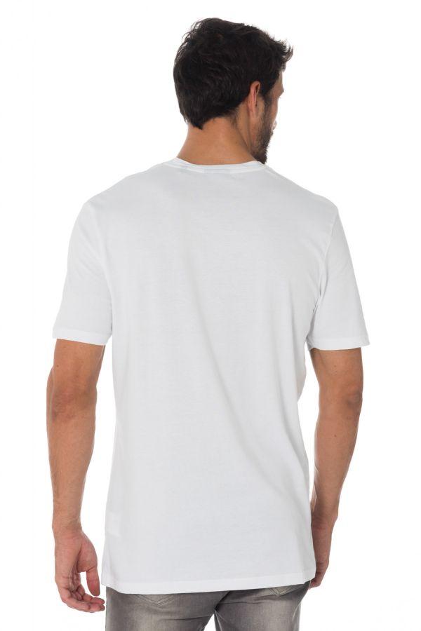 Tee Shirt Homme Kaporal SIKKO WHITE