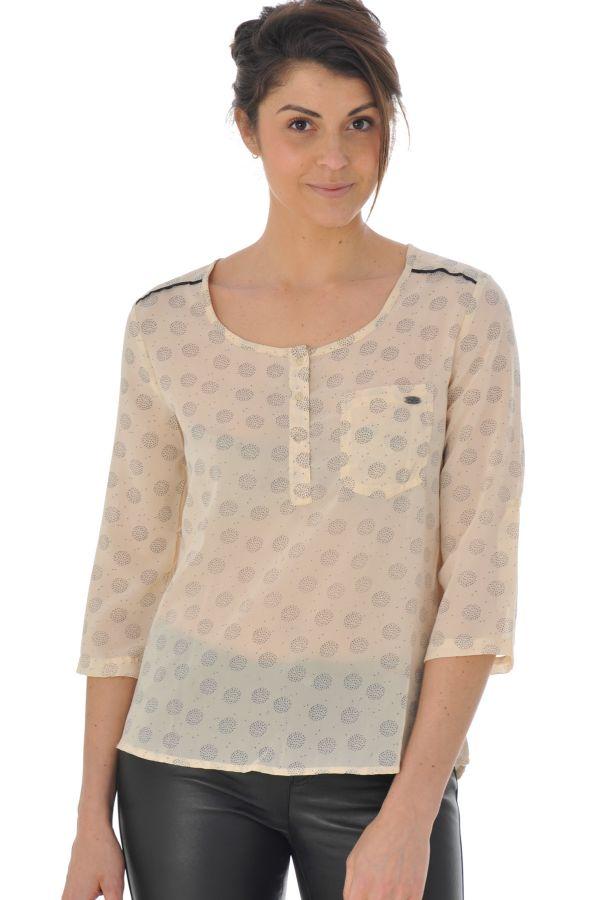 Tee Shirt Femme Kaporal NAWEL LIGHT PINK