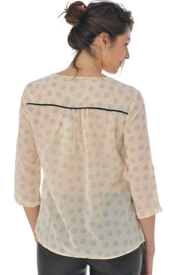 Tee Shirt Femme Kaporal NAWEL LIGHT PINK P16