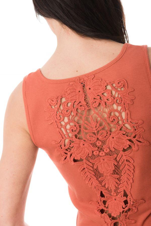 Tee Shirt Femme Kaporal FRIDA CHUTNEY