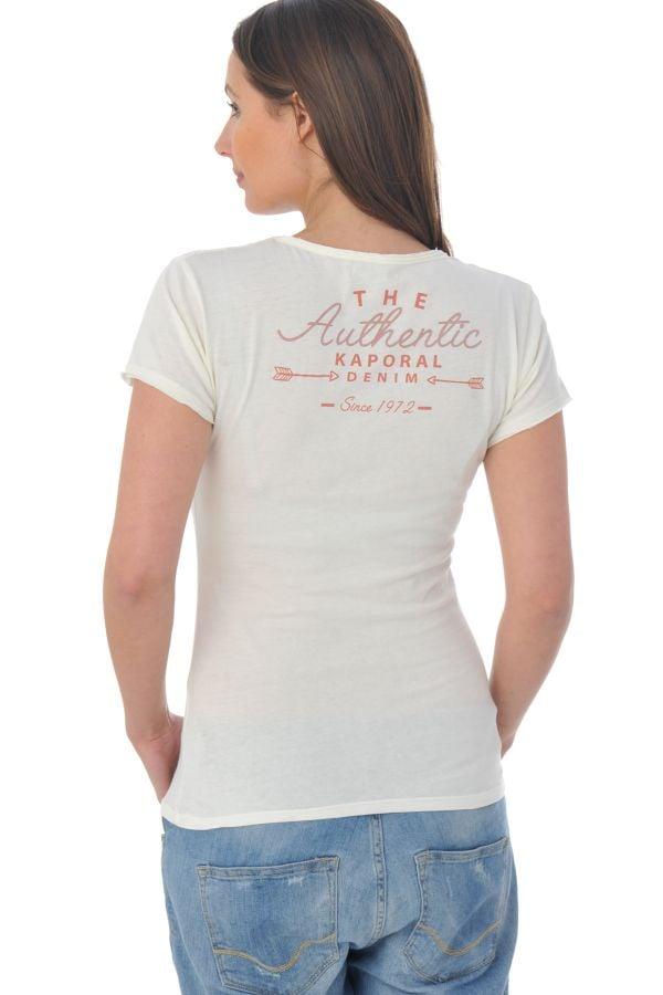 Tee Shirt Femme Kaporal NUCK MILK
