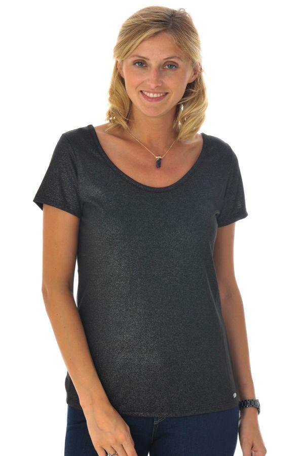 Tee Shirt Femme Kaporal TALEX SILVER H16