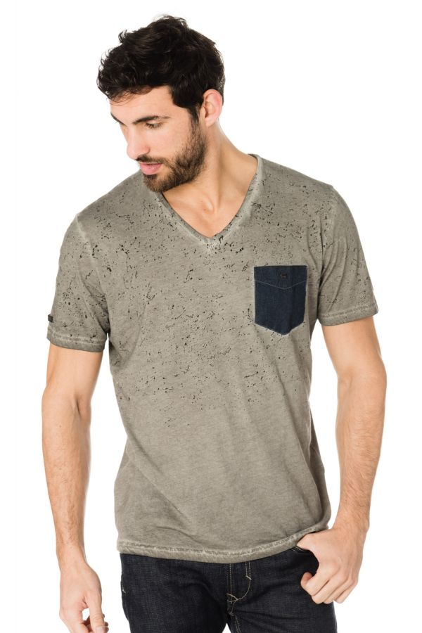 Tee Shirt Homme Kaporal DAN GRAPH H17