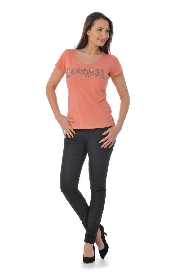 Tee Shirt Femme Kaporal NEMO CAPUCINE P16