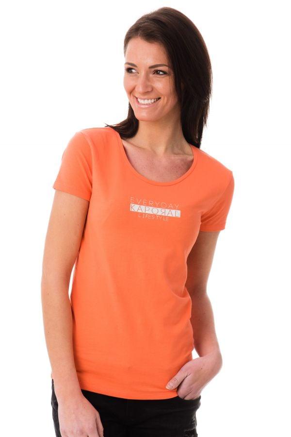 Tee Shirt Femme Kaporal ABEL CAMELIA P17