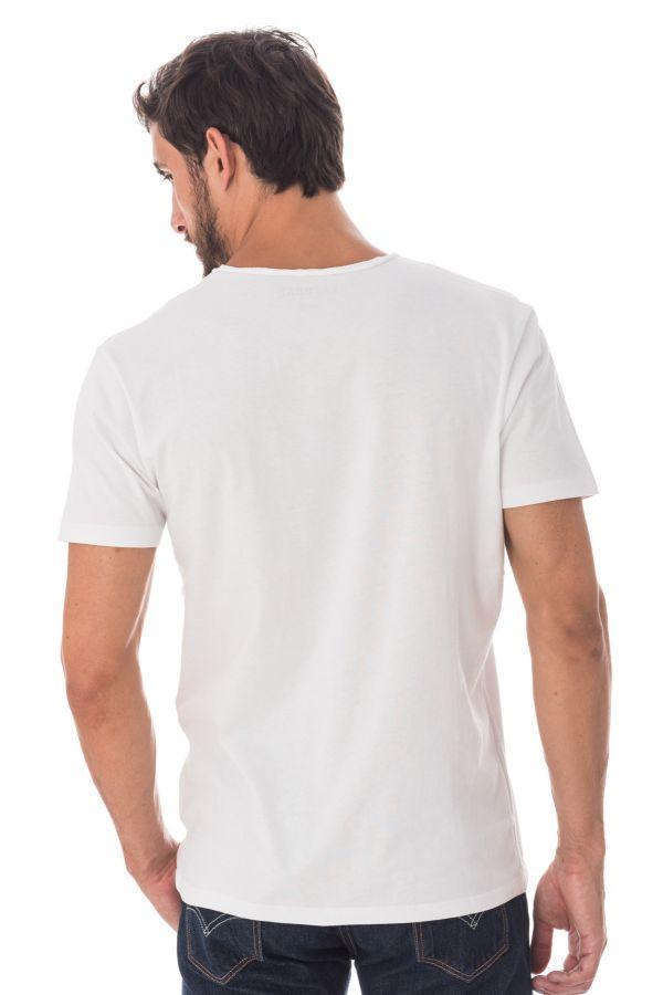 Tee Shirt Homme Kaporal SALVA WHITE H16