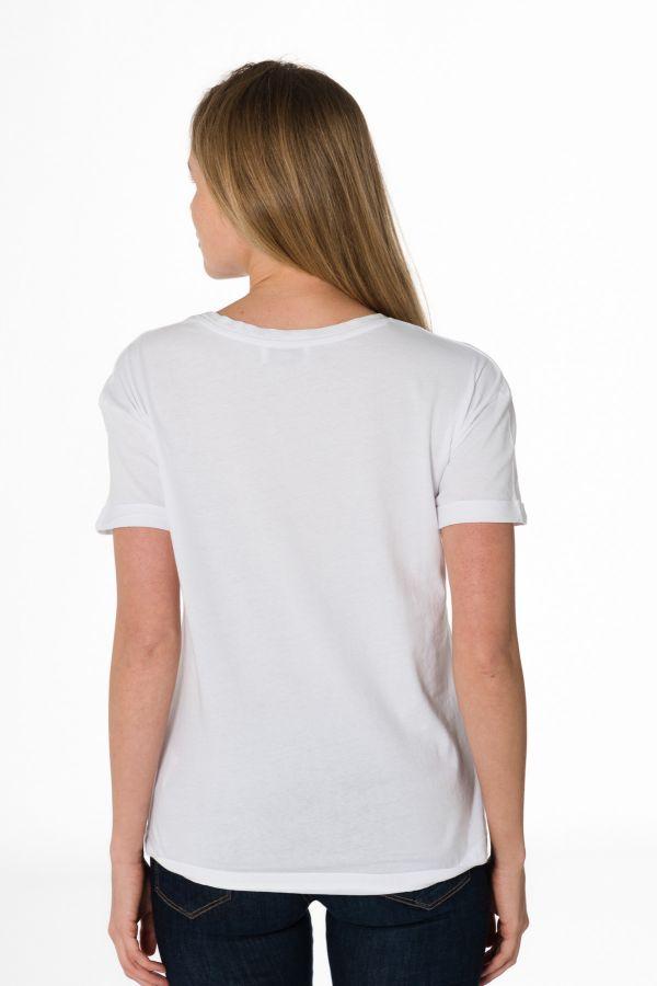 Tee Shirt Femme Le Temps Des Cerises TSHIRT EMY ICE CREAM
