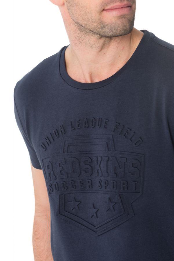 Tee Shirt Homme Redskins NORTH CALDER DARK NAVY