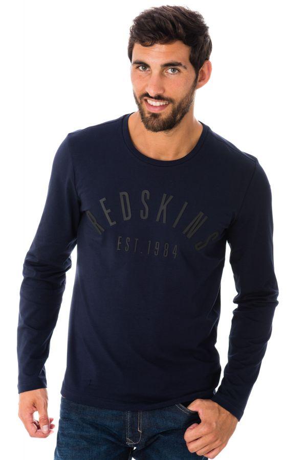 Tee Shirt Homme Redskins DOUI CALDER DARK NAVY H16