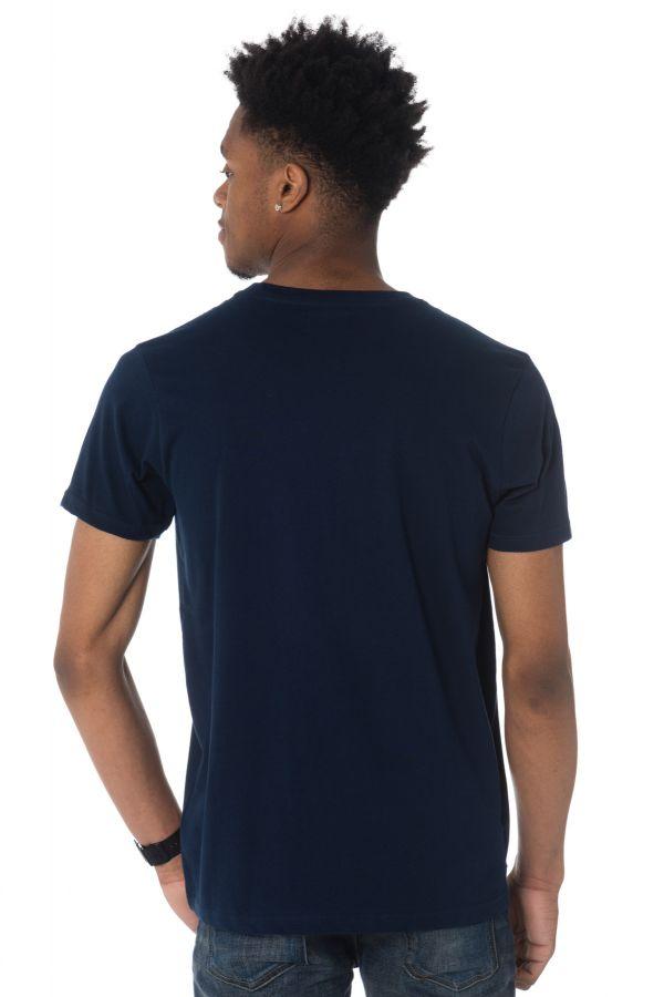Tee Shirt Homme Schott TSCAMPUS NAVY