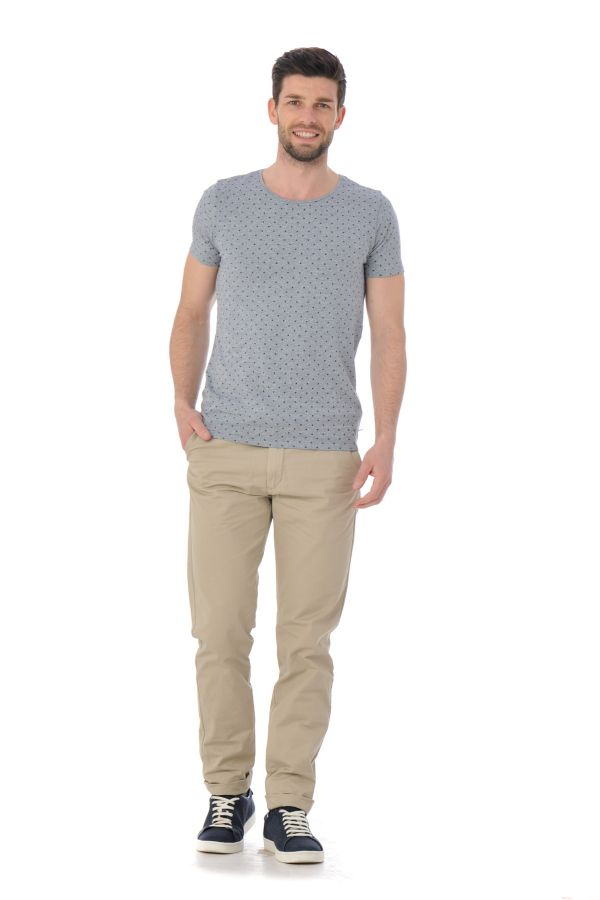 Tee Shirt Homme Scotch and Soda 130840 D