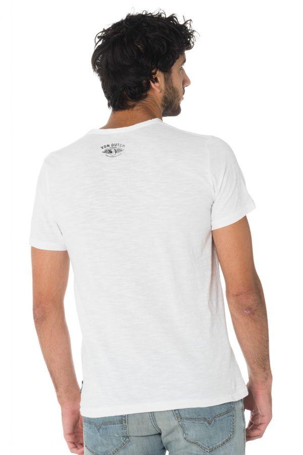 Tee Shirt Homme Von Dutch T-SHIRT EYES BL