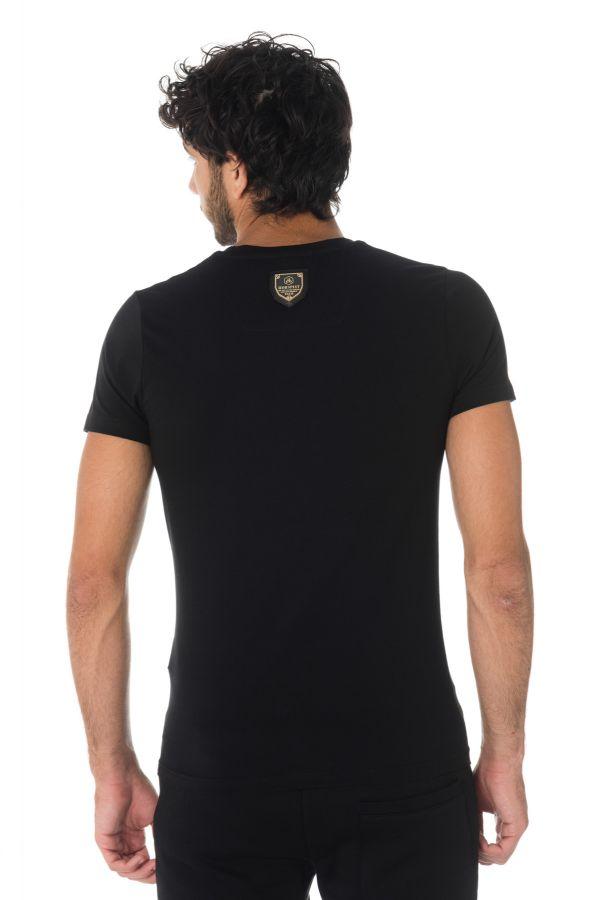 Tee Shirt Homme Horspist DOWSON BLACK