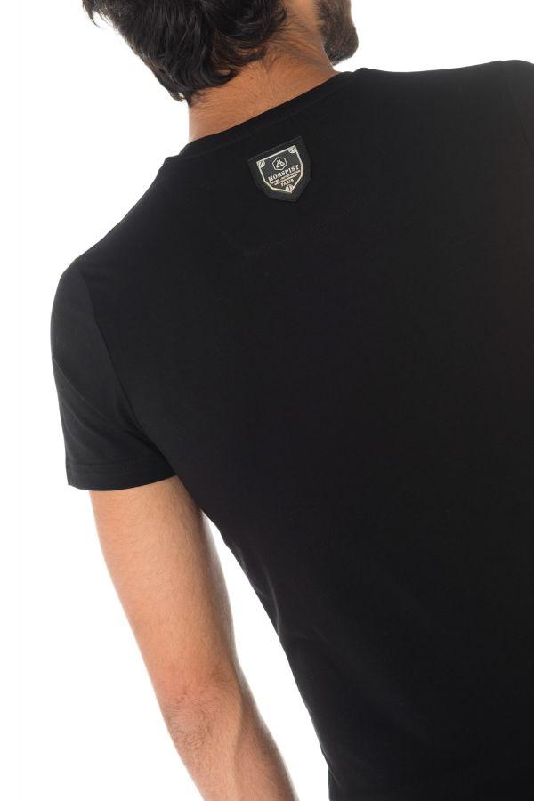 Tee Shirt Homme horspist SHARK BLACK
