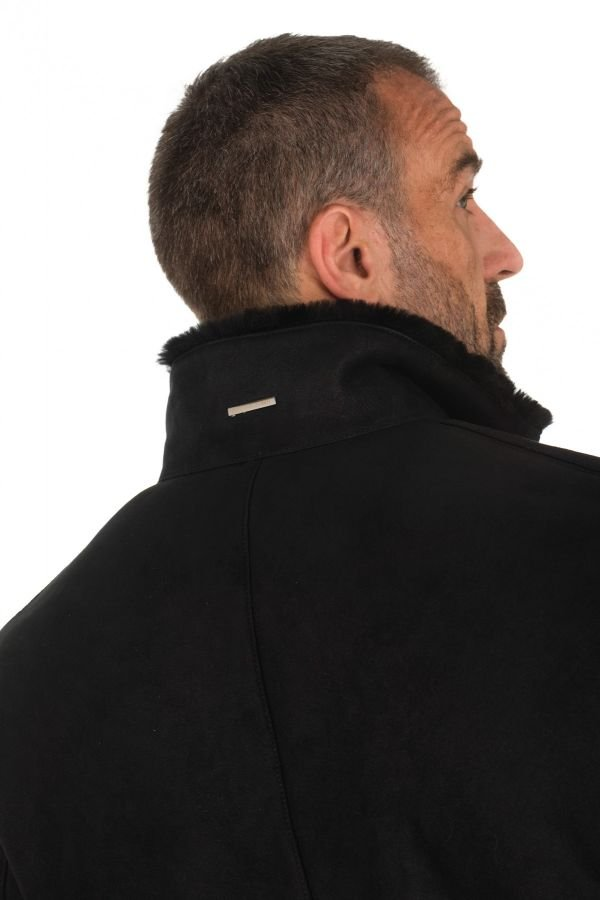 Veste Homme 29th october RICARDO NAPALAN NOIR
