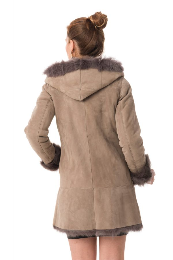 Veste Femme 29th october PHEDRA TOSCAN BEIGE