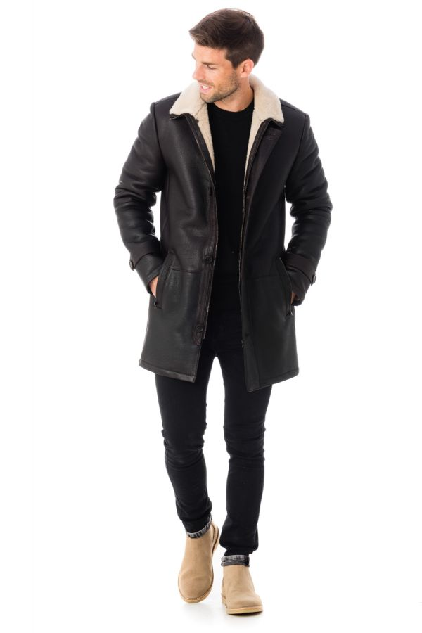 Veste Homme 29th october MENDEL MERINOS CURLY