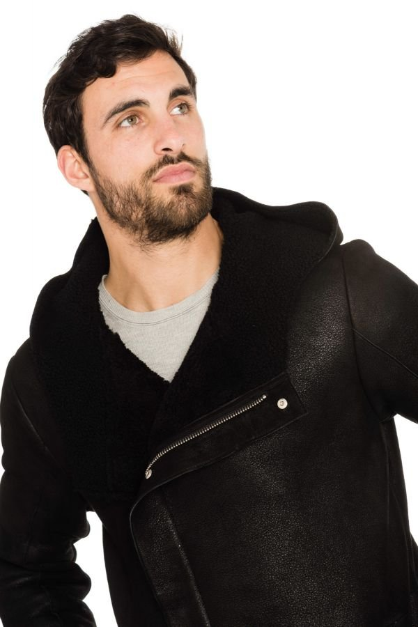 Veste Homme Cityzen THE VILLAGE BLACK