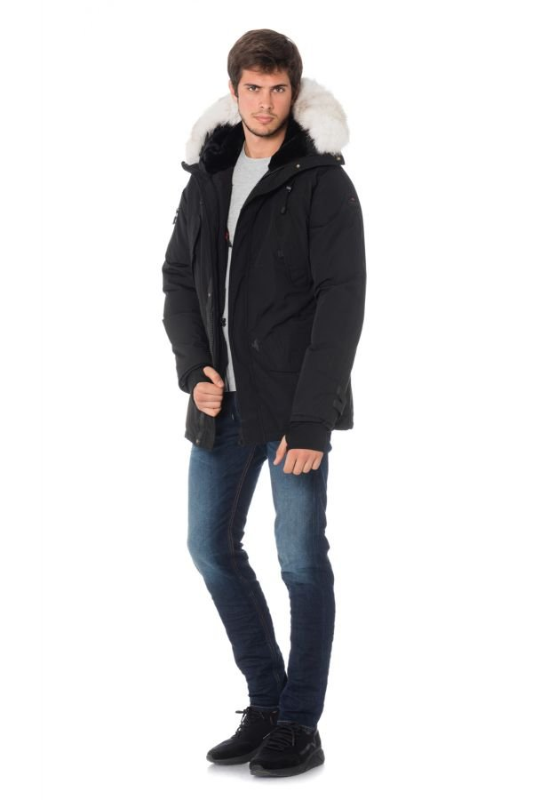 Veste Homme Helvetica EXPEDITION MEN PURE EDITION NAVY