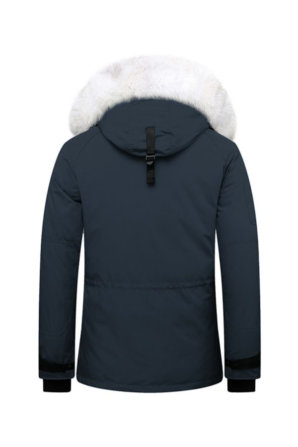 Veste Homme Helvetica EXPEDITION MEN EWARM PURE EDITION NAVY