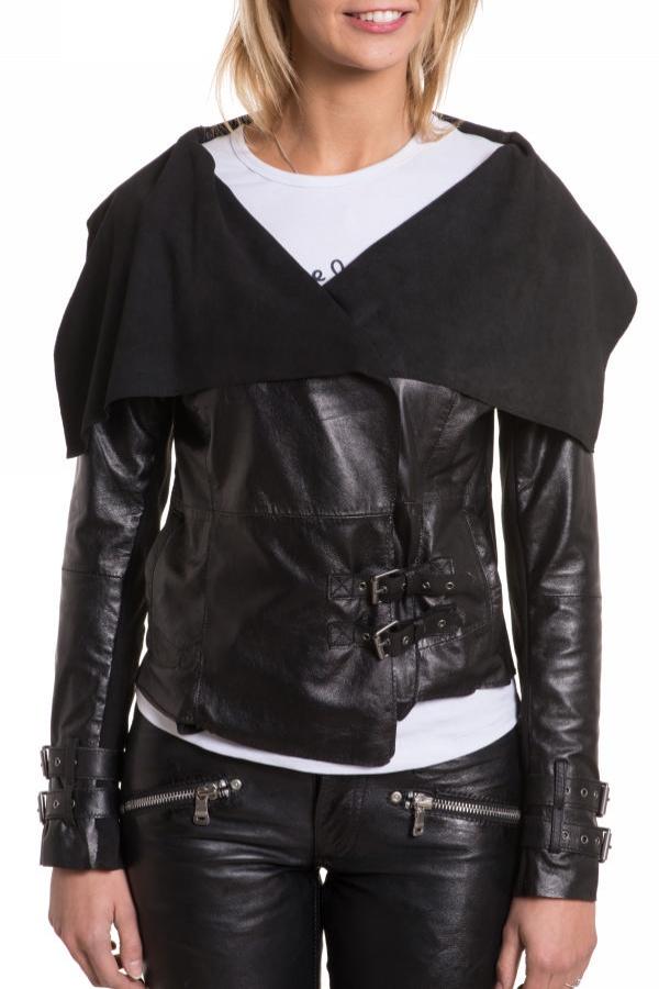 Blouson Femme Pepe Jeans PATTY BLACK