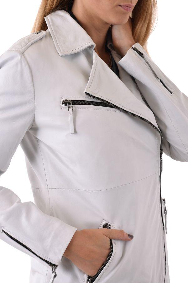 Veste Femme Pepe Jeans WELLA WHITE