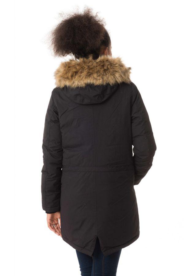 Veste Femme Schott JKTLUCIAW BLACK