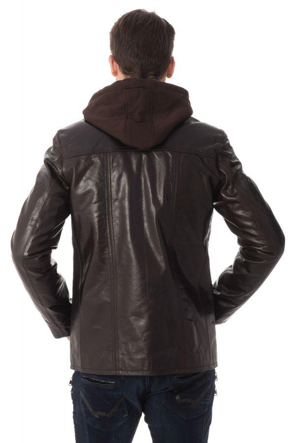 Nettoyer veste en cuir de buffle