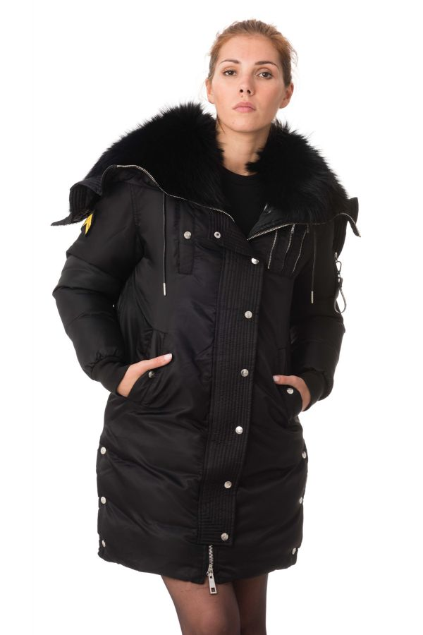 Veste Femme The New Designers JOY GIRL BLACK