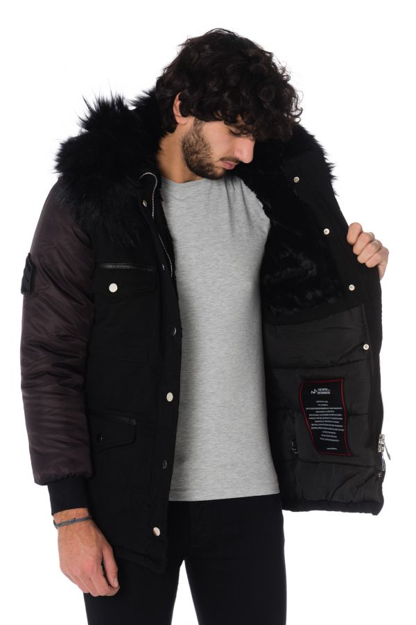 Veste Homme The New Designers DISTRICT BLACK