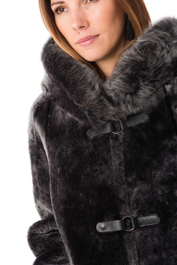 Veste Femme Ventcouvert MERINO PESCA 410 BLACK BRISA