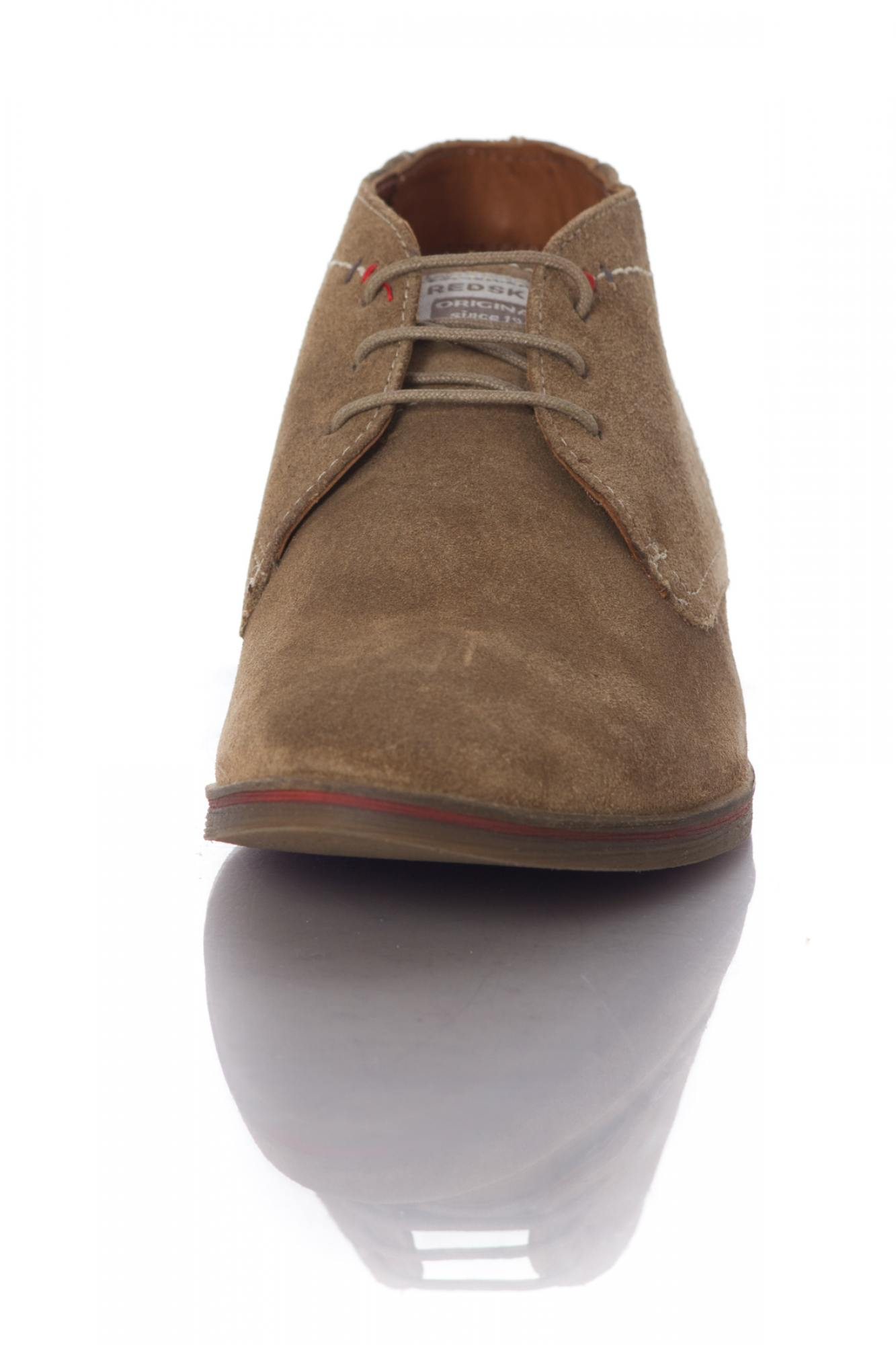 543118bd2f9f Chaussures Homme Chaussures Redskins OUDET TAUPE - Cuir-city.com