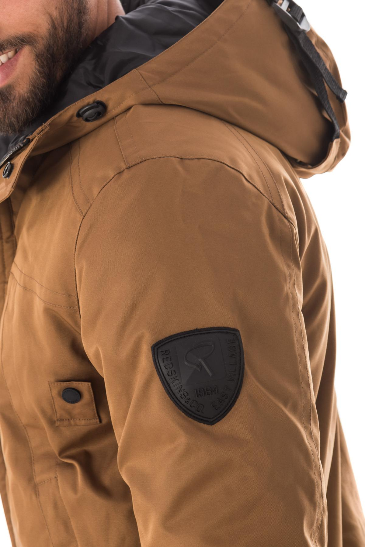 Elmer Hypnose Redskins Camel H16 Blouson Homme Cuir wPukXZiTO