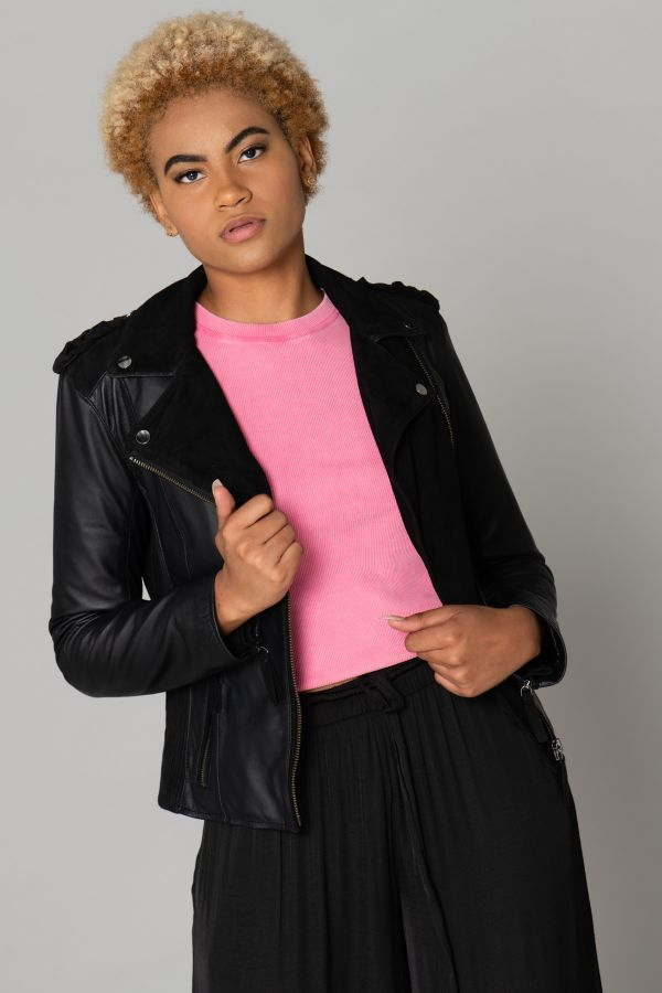 Blouson Femme Cityzen AURORA BLACK