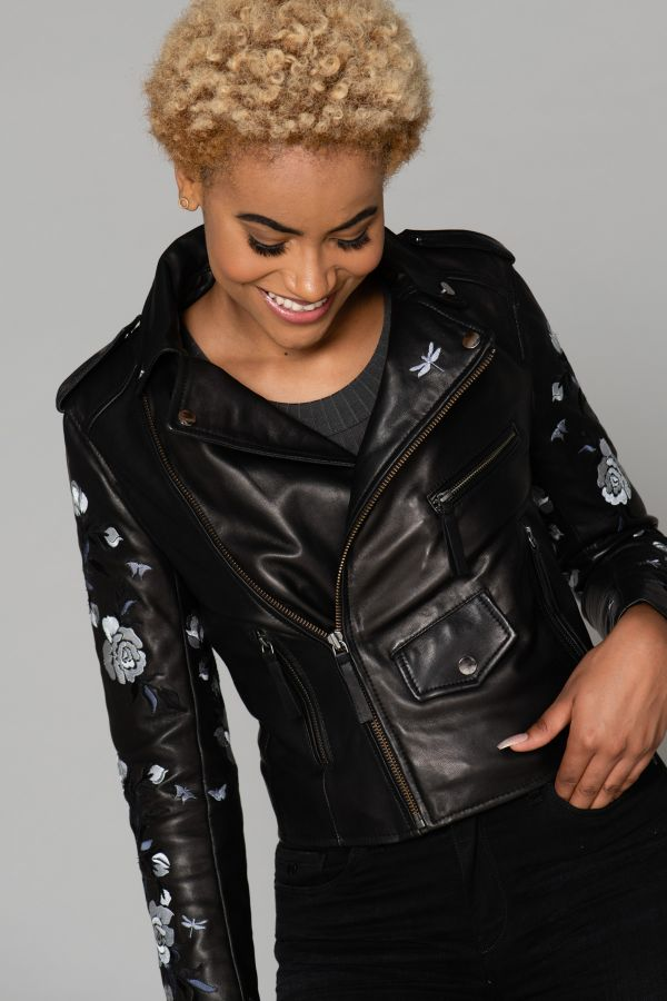 Blouson Femme Cityzen PHOENIX BLACK