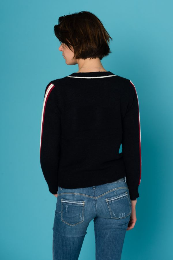 Pull/sweatshirt Femme Grace Et Mila SAINT MARINE