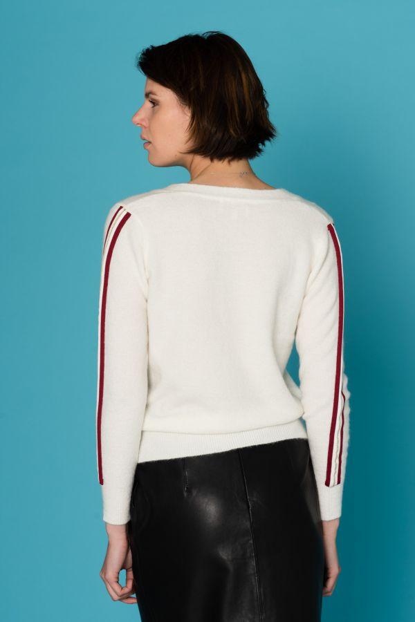 Pull/sweatshirt Femme Grace Et Mila SAINT ECRU