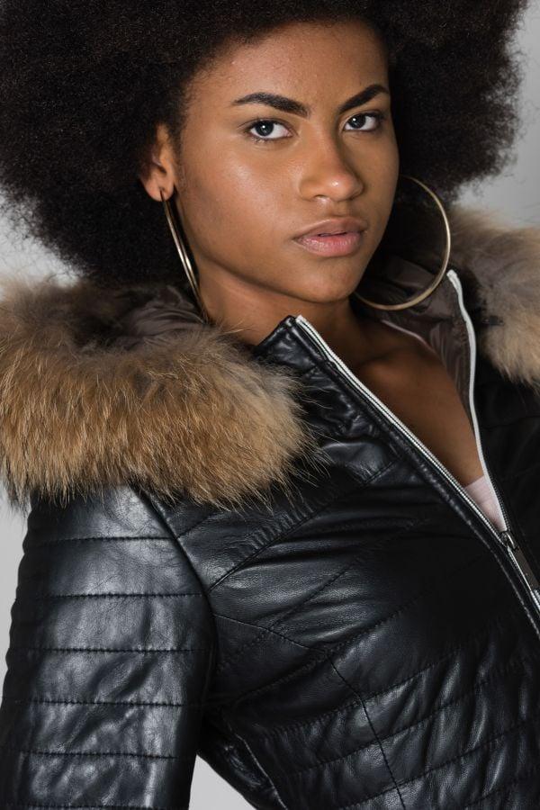Veste Femme Oakwood POPPY 1 NOIR 501