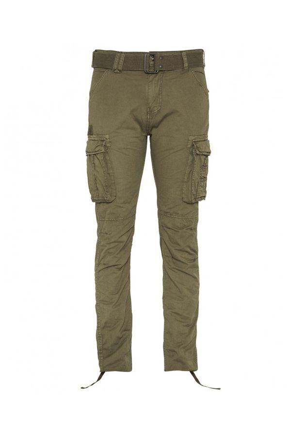 Pantalon Homme Schott TRRANGER70 OLIVE