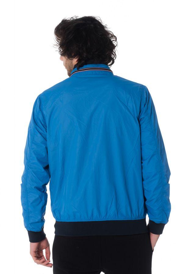 Blouson Homme Schott CABL19R COBALT BLUE