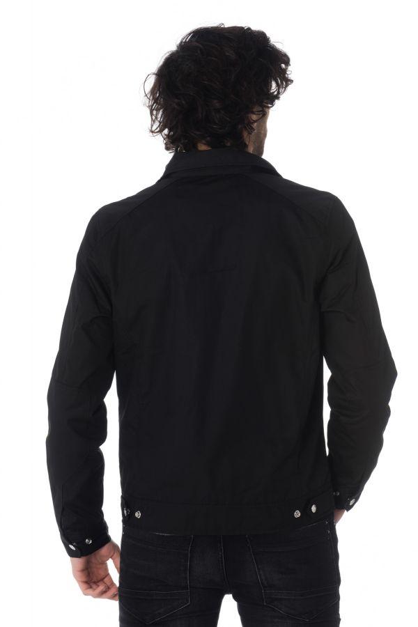 Blouson Homme Schott LENOX BLACK