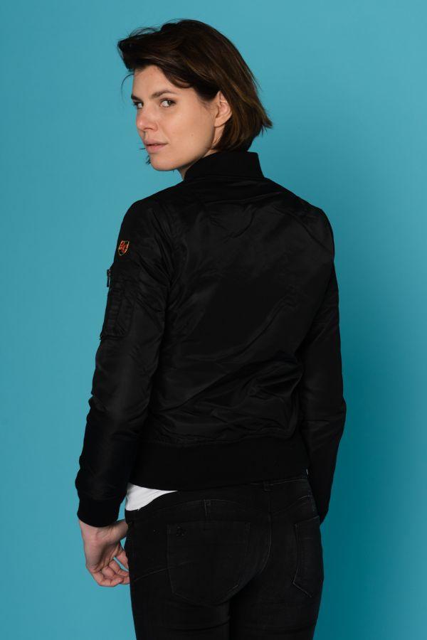 Blouson Femme Schott JKTACW BLACK