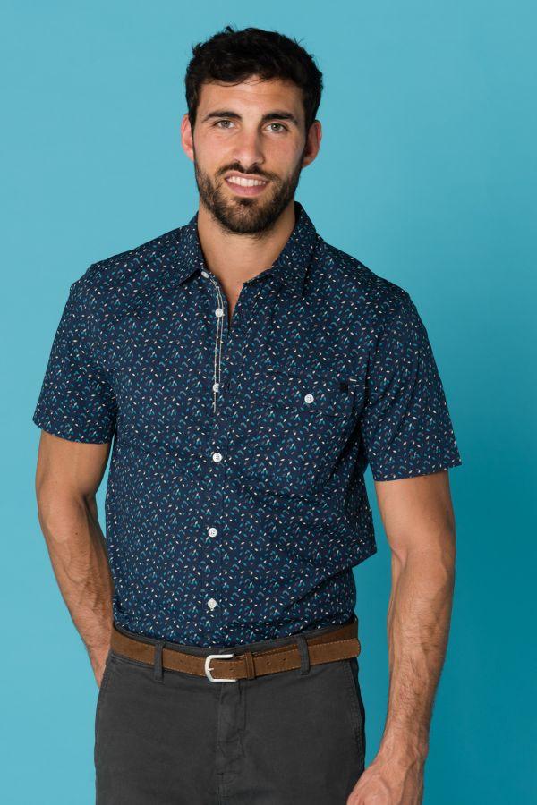styles frais style le plus récent prix spécial pour Chemise Homme Kaporal RAGE BLUE US
