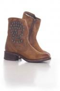 Boots / bottes Femme Schott FT1661W BEIGE