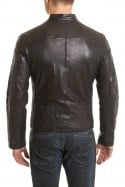 Blouson Homme Daytona CHRIS LAMB HARVEY BLACK ZZ