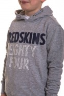 Pull/Sweatshirt Enfant Redskins Junior LUCAS GRIS CHINE