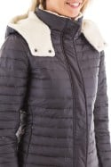 Blouson Femme Redskins GWEN LIGHT BLACK