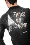 Blouson Homme Cityzen LONDON BLACK PARIS