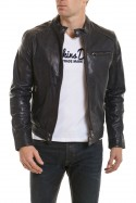 Blouson Homme Daytona HUGO SHEEP TIGER MIDNIGHT BLUE