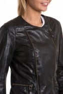 Blouson Femme Gipsy MIE BLACK